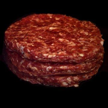 המבורגר מיני טקסס