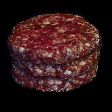 המבורגר פטריות כמהין